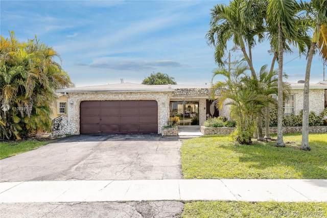 11510 NW 29th St, Sunrise, FL 33323 (MLS #A10938512) :: Berkshire Hathaway HomeServices EWM Realty