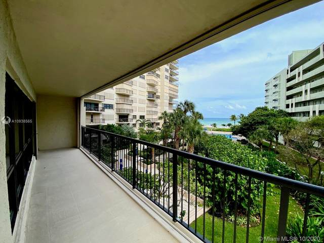 1800 S Ocean Blvd #307, Lauderdale By The Sea, FL 33062 (MLS #A10938565) :: Castelli Real Estate Services