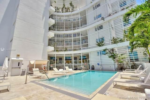 9821 E Bay Harbor Dr #906, Miami, FL 33154 (#A10938599) :: Posh Properties