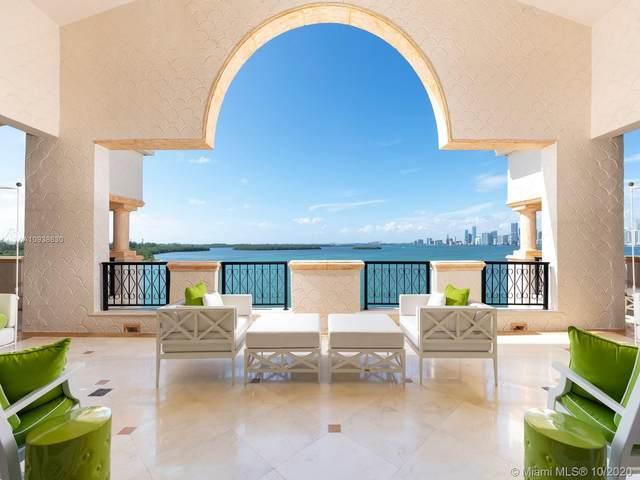 5171 Fisher Island Dr #5171, Miami Beach, FL 33109 (MLS #A10938630) :: Equity Advisor Team