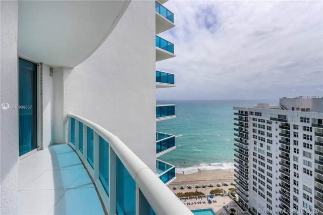 2711 S Ocean Dr #1906, Hollywood, FL 33019 (MLS #A10938637) :: ONE Sotheby's International Realty