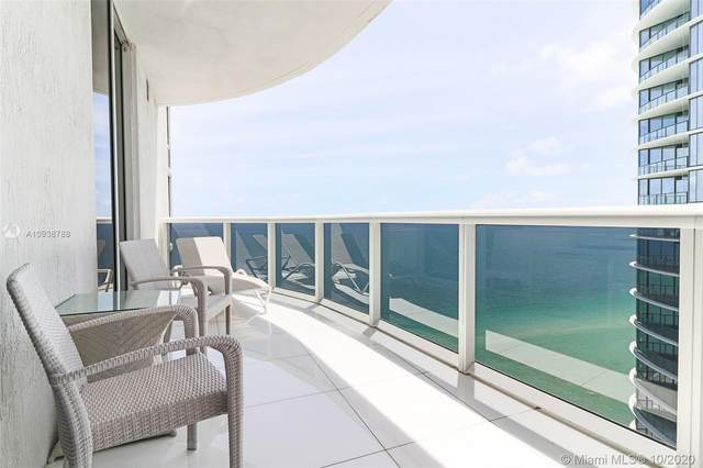 15811 Collins Ave #2702, Sunny Isles Beach, FL 33160 (MLS #A10938788) :: The Pearl Realty Group