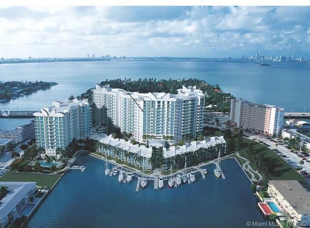 7900 Harbor Island Dr #1102, North Bay Village, FL 33141 (MLS #A10938813) :: Castelli Real Estate Services