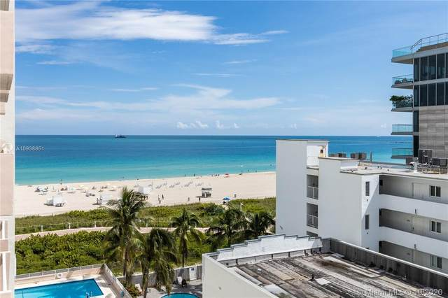 345 Ocean Dr #810, Miami Beach, FL 33139 (MLS #A10938851) :: Carole Smith Real Estate Team