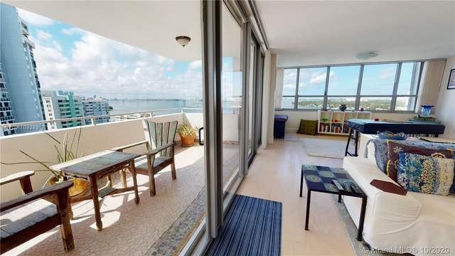 11 Island Ave #1711, Miami Beach, FL 33139 (MLS #A10938917) :: The Pearl Realty Group