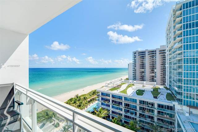 6801 Collins Ave #1208, Miami Beach, FL 33141 (MLS #A10939007) :: Prestige Realty Group