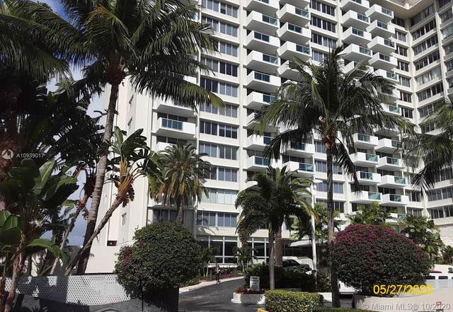 1200 West Ave #916, Miami Beach, FL 33139 (MLS #A10939017) :: The Pearl Realty Group