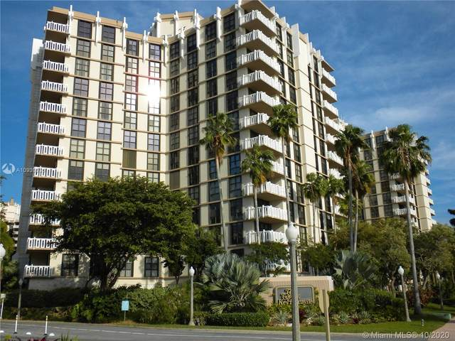 1111 Crandon Blvd A405, Key Biscayne, FL 33149 (MLS #A10939030) :: Berkshire Hathaway HomeServices EWM Realty