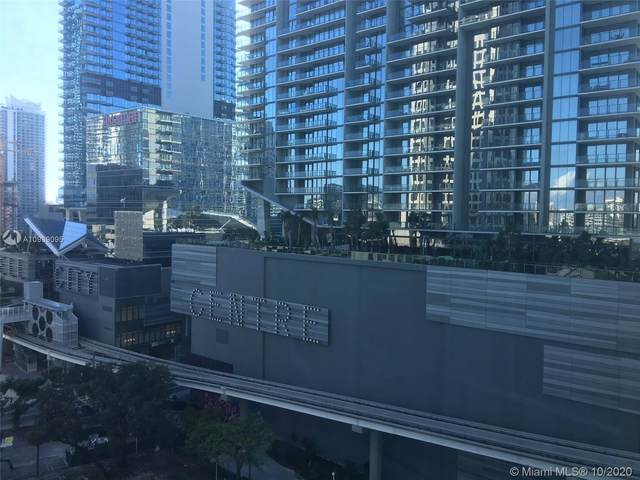 55 SE 6th St #1202, Miami, FL 33131 (MLS #A10939095) :: Prestige Realty Group