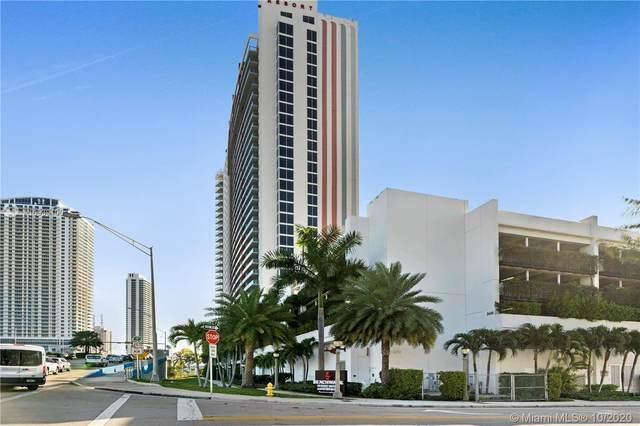 2602 E Hallandale Beach Blvd R408, Hallandale Beach, FL 33009 (MLS #A10939100) :: Berkshire Hathaway HomeServices EWM Realty