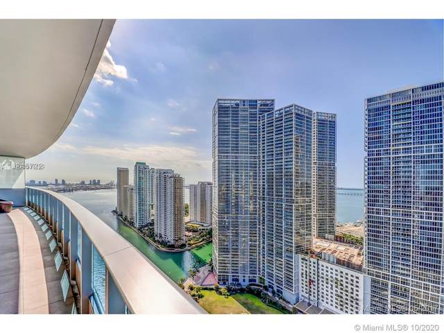 200 Biscayne Boulevard Way #3404, Miami, FL 33131 (MLS #A10939165) :: Prestige Realty Group