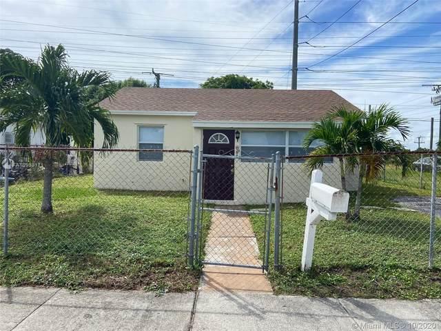865 W 1st St, Riviera Beach, FL 33404 (MLS #A10939171) :: Berkshire Hathaway HomeServices EWM Realty