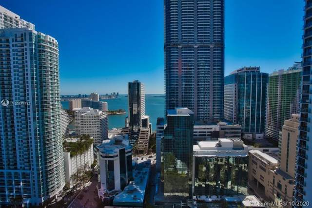 1010 Brickell #3005, Miami, FL 33131 (MLS #A10939271) :: Ray De Leon with One Sotheby's International Realty