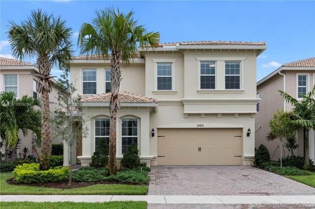 1465 Myrtle Oak Ter, Hollywood, FL 33021 (MLS #A10939294) :: Castelli Real Estate Services