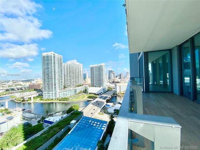 68 SE 6th St #2002, Miami, FL 33131 (MLS #A10939299) :: Carole Smith Real Estate Team