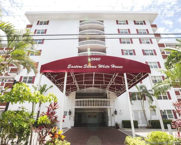 3660 NE 166th St #816, North Miami Beach, FL 33160 (MLS #A10939301) :: Carole Smith Real Estate Team
