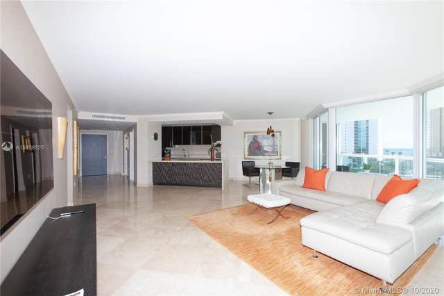 16400 Collins Ave #644, Sunny Isles Beach, FL 33160 (MLS #A10939325) :: Green Realty Properties