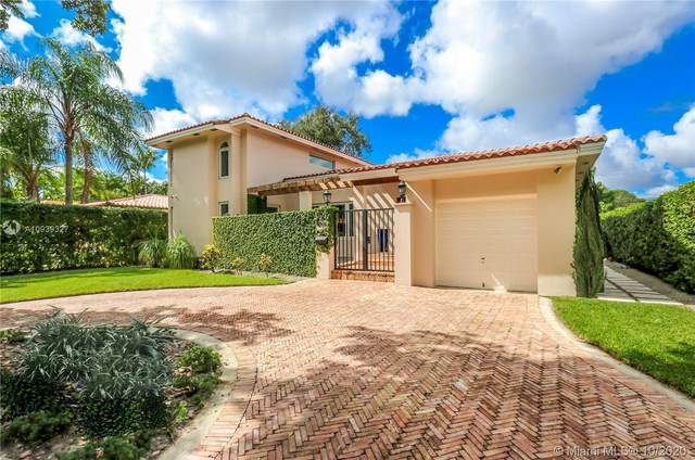 1206 Ferdinand St, Coral Gables, FL 33134 (MLS #A10939327) :: The Riley Smith Group