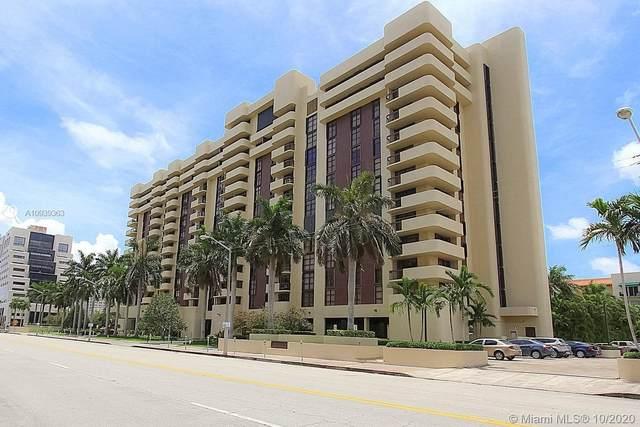 600 Biltmore Way #210, Coral Gables, FL 33134 (MLS #A10939363) :: The Azar Team