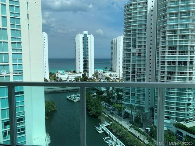 250 Sunny Isles Blvd 3-1605, Sunny Isles Beach, FL 33160 (MLS #A10939388) :: Berkshire Hathaway HomeServices EWM Realty