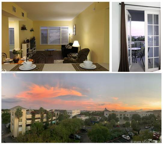 1200 Town Center Dr #401, Jupiter, FL 33458 (MLS #A10939412) :: THE BANNON GROUP at RE/MAX CONSULTANTS REALTY I