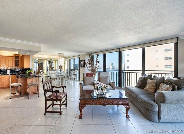 17720 N Bay Rd 8D, Sunny Isles Beach, FL 33160 (MLS #A10939482) :: Prestige Realty Group