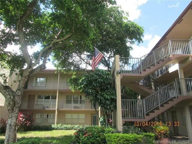 100 SW 132nd Way 209K, Pembroke Pines, FL 33027 (MLS #A10939484) :: ONE Sotheby's International Realty
