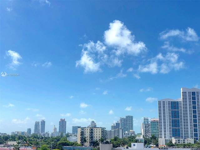 1300 Lincoln Rd C803, Miami Beach, FL 33139 (MLS #A10939541) :: The Pearl Realty Group