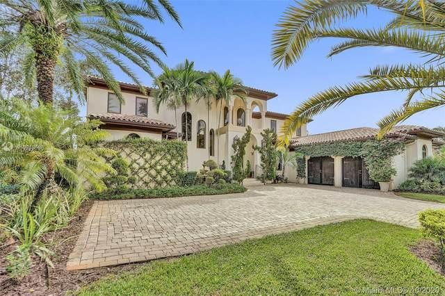 11940 SW 19th Ct, Davie, FL 33325 (MLS #A10939596) :: Berkshire Hathaway HomeServices EWM Realty