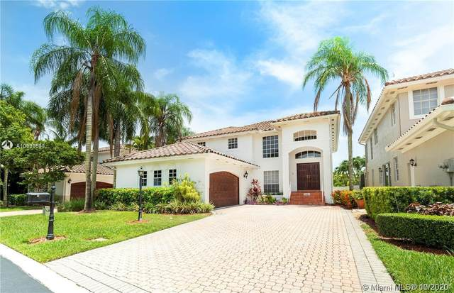 4487 NW 93rd Doral Ct, Doral, FL 33178 (MLS #A10939631) :: The Paiz Group