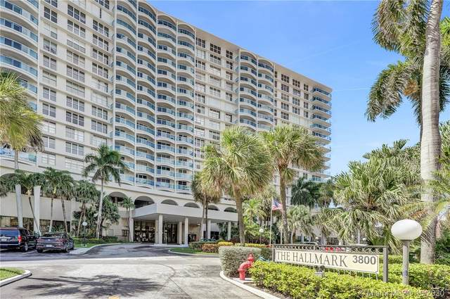 3800 S Ocean Dr #811, Hollywood, FL 33019 (MLS #A10939639) :: ONE Sotheby's International Realty