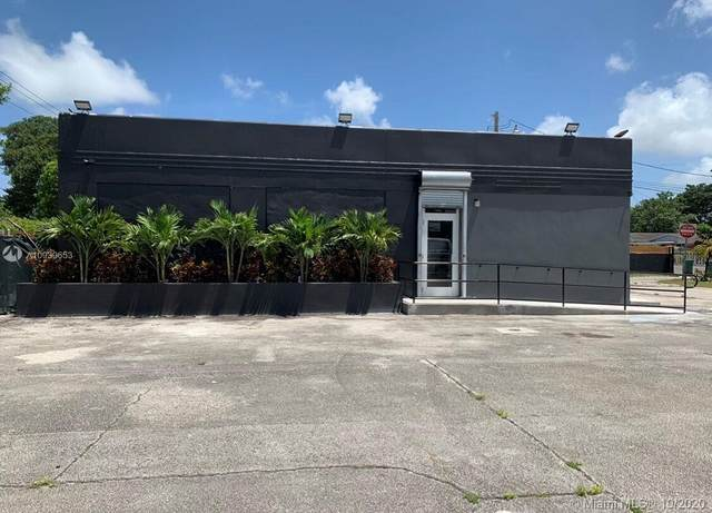 6601 NW 22nd Ave, Miami, FL 33147 (MLS #A10939653) :: Berkshire Hathaway HomeServices EWM Realty