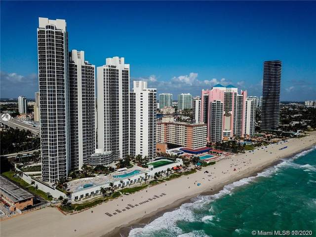19111 Collins Ave #2708, Sunny Isles Beach, FL 33160 (MLS #A10939686) :: ONE Sotheby's International Realty