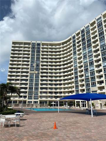 3180 S Ocean Dr #117, Hallandale Beach, FL 33009 (MLS #A10939714) :: Re/Max PowerPro Realty