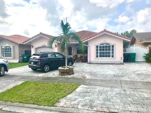 14260 SW 147th Ct, Miami, FL 33196 (MLS #A10939744) :: Berkshire Hathaway HomeServices EWM Realty