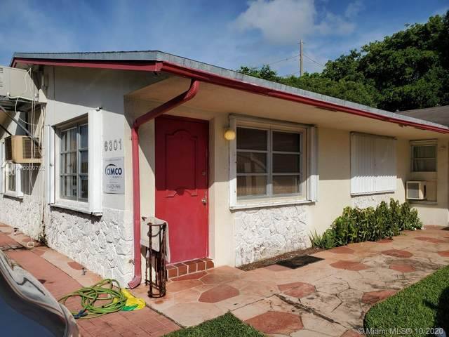 6301 Sherman St, Hollywood, FL 33024 (MLS #A10939752) :: THE BANNON GROUP at RE/MAX CONSULTANTS REALTY I