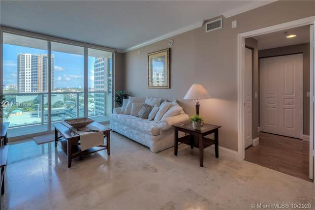 350 SE 2nd St #1260, Fort Lauderdale, FL 33301 (MLS #A10939799) :: Green Realty Properties