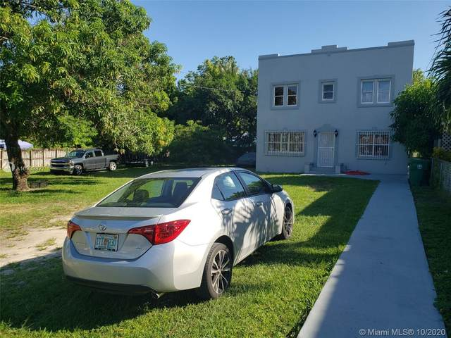 1268 NW 27th St, Miami, FL 33142 (MLS #A10939827) :: Berkshire Hathaway HomeServices EWM Realty