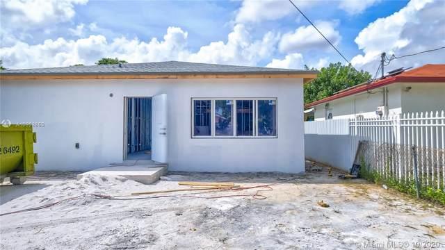 8028 NW 11th Ave, Miami, FL 33150 (MLS #A10939853) :: Berkshire Hathaway HomeServices EWM Realty