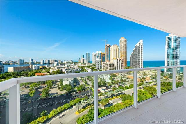 230 174th St #2104, Sunny Isles Beach, FL 33160 (MLS #A10939855) :: Carole Smith Real Estate Team