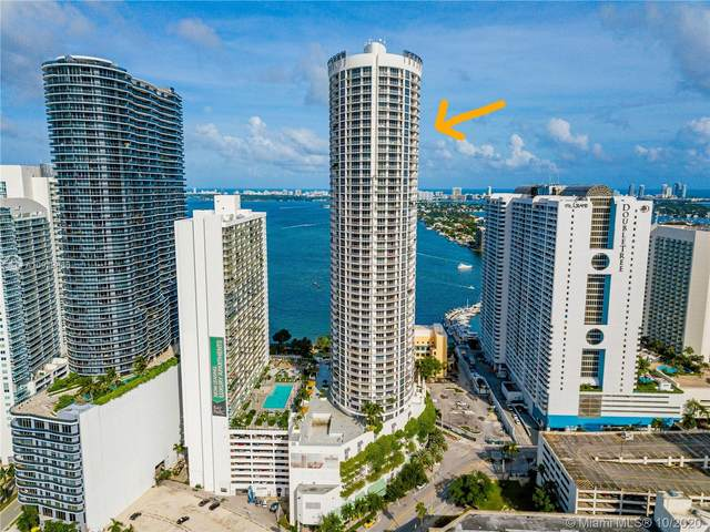 1750 N Bayshore Dr #1709, Miami, FL 33132 (MLS #A10939865) :: Berkshire Hathaway HomeServices EWM Realty