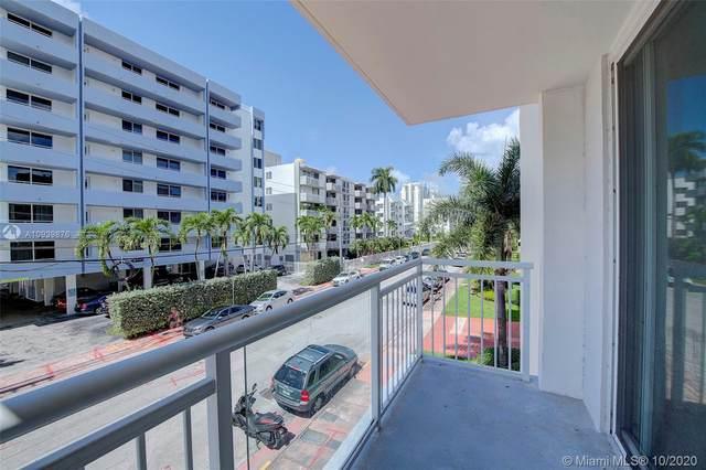 1345 Lincoln Rd #301, Miami Beach, FL 33139 (MLS #A10939876) :: Re/Max PowerPro Realty