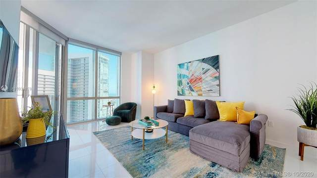 851 NE 1st Ave #4105, Miami, FL 33132 (MLS #A10939878) :: Castelli Real Estate Services