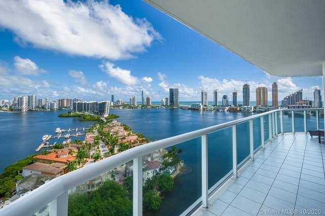 4000 Island Blvd #2206, Aventura, FL 33160 (MLS #A10939903) :: Equity Advisor Team