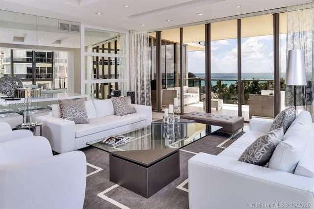 9701 Collins Ave 601S, Bal Harbour, FL 33154 (MLS #A10939928) :: Douglas Elliman