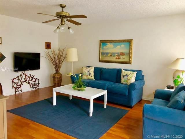 300 SW 134th Way 405E, Pembroke Pines, FL 33027 (MLS #A10940047) :: ONE Sotheby's International Realty