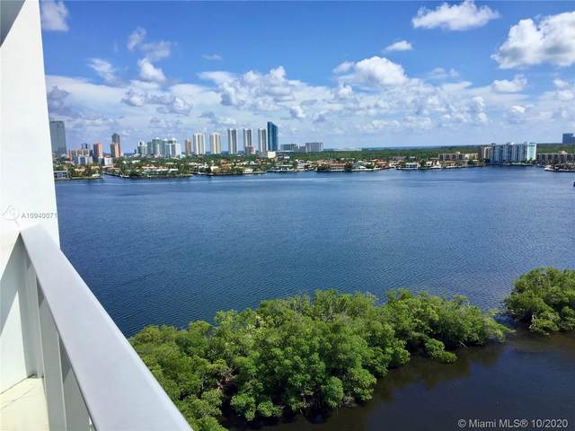 17111 Biscayne Blvd #1206, North Miami Beach, FL 33160 (MLS #A10940071) :: KBiscayne Realty