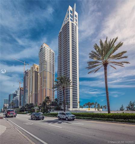 17555 Collins Ave #2203, Sunny Isles Beach, FL 33160 (MLS #A10940161) :: Prestige Realty Group