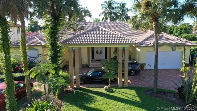13810 SW 34th St, Miami, FL 33175 (MLS #A10940180) :: Equity Advisor Team