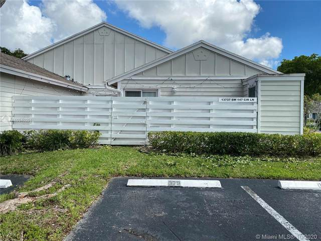 13737 SW 147th Cir Ln 4-33, Miami, FL 33186 (MLS #A10940201) :: Carole Smith Real Estate Team